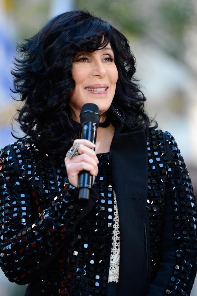 Cher Today Show Performance